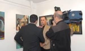 Qais Al Sindy Interview with Al Hurra TV